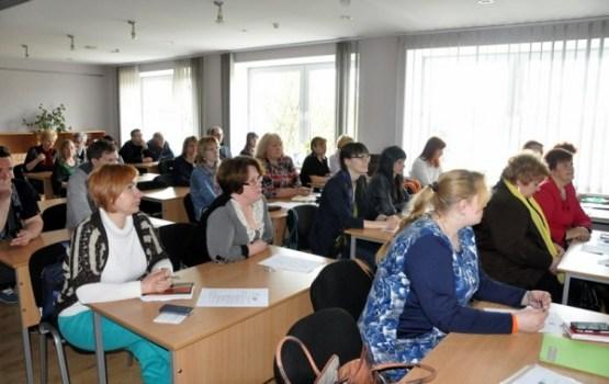 Motivācijas semināros mudināja nebaidīties uzsākt uzņēmējdarbību