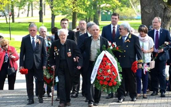 2. Pasaules kara upuru piemiņas diena Daugavpilī