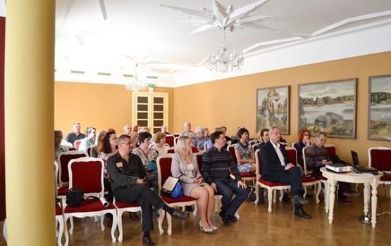 Noritēja seminārs Daugavpils tūristu gidiem