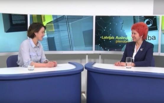 Latvijas austrumu pierobežā: saruna ar Janīnu Kursīti