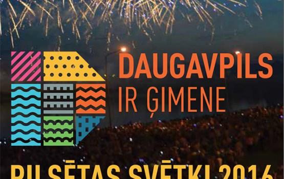 Daugavpils pilsētas svētku programma