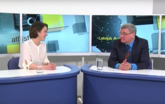 Latvijas austrumu pierobežā: saruna ar Jāni Lāčplēsi