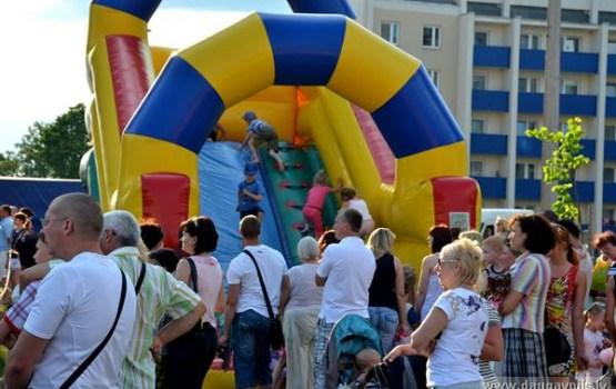 Pieteikumus atrakcijām Pilsētas svētku laikā pieņem līdz 20. maijam ieskaitot