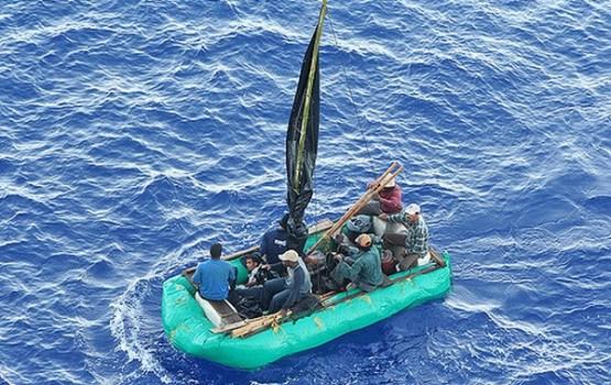 Vidusjūrā pie Lībijas izglābti ap 2000 migrantu