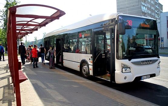 Daugavpilieši varēs novērtēt jaunu IVECO Urbanway autobusu