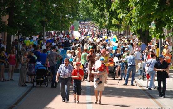 Šonedēļ Daugavpilī ieradīsies 9 sadraudzības pilsētu delegācijas