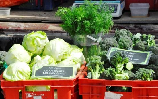 Sezonu atsāk Zemnieku vakara tirdziņš