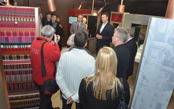 Apmeklētājiem ir liela interese par Šmakovkas muzeju