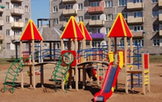 Šovasar pilsētā būs jauni bērnu rotaļu laukumi
