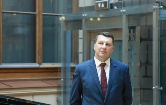 Vējonis: jāstrādā, lai ikviens Latvijas iedzīvotājs justos drošs par savu ikdienu