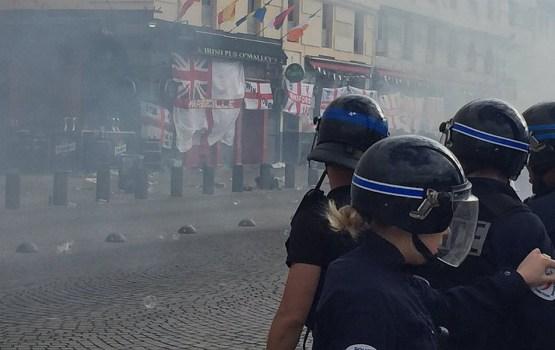 Vācijā par uzbrukumu tūristiem aizturēti seši huligāni no Krievijas