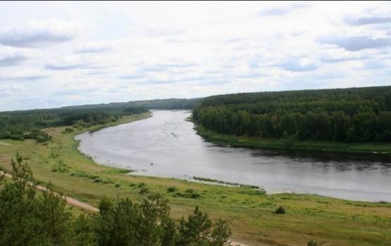 Ūdens temperatūra Daugavā pie Krāslavas pakāpusies līdz nepilniem +20 grādiem