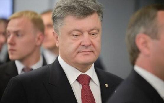 Porošenko: Ukraina aizsardzībai novirza 5% no IKP