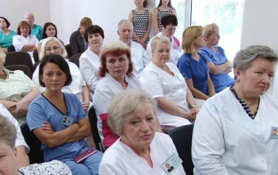 Medicīnas darbinieki svinēja savus profesionālos svētkus
