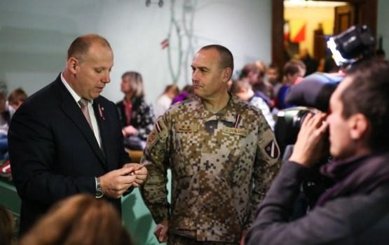Zeibārts kļūs par Latvijas militāro pārstāvi NATO un ES