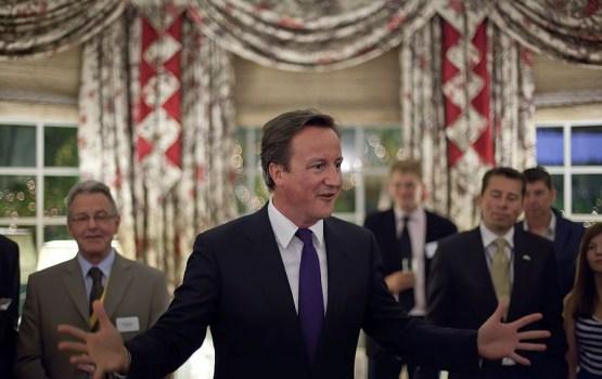 Kamerons līdz rudenim atstās Lielbritānijas premjera amatu