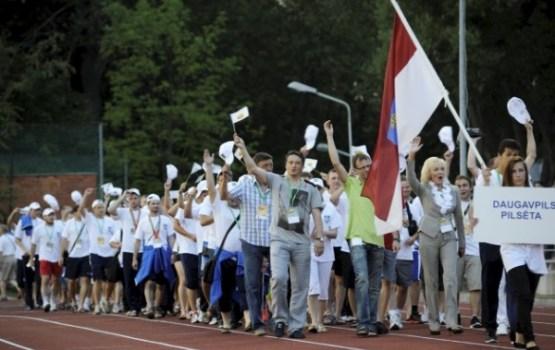 Daugavpils pilsētas delegācija dosies uz Latvijas 4. Olimpiādi