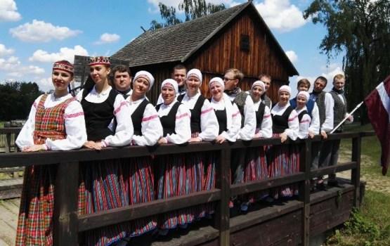 """""""Līksme"""" piedalījās XXIII  Polijas Kurpijovskas kultūras dienās"""