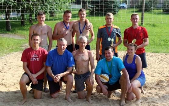 Sventes tradicionālais čempionāts pludmales volejbolā