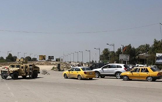 Sprādzienā Bagdādē nogalināti vismaz 75 cilvēki
