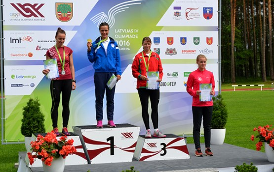 Daugavpils Latvijas 4. Olimpiādē iegūst 55 godalgas