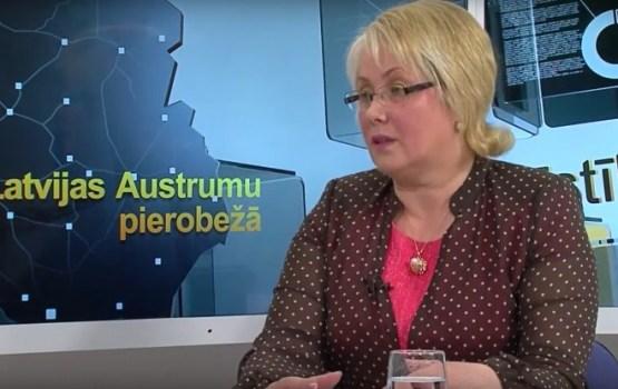 Latvijas austrumu pierobežā: saruna ar Olgu Dukšinsku