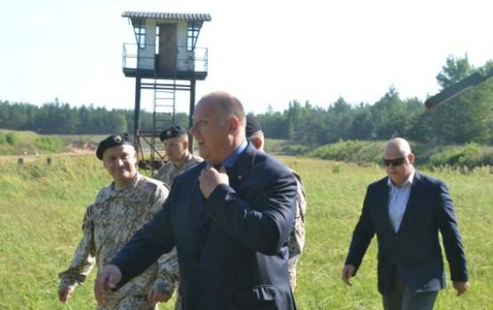 Bergmanis: Latvija nav NATO vājais posms
