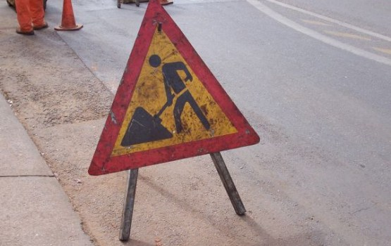Valmieras ielas posmā būs transporta kustības ierobežojumi