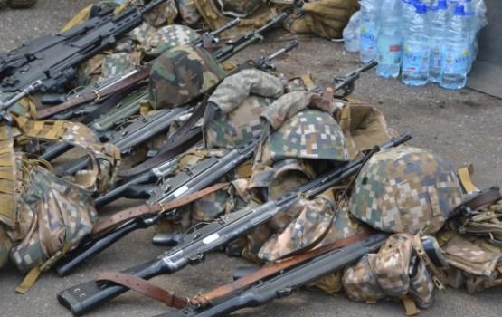 Ādažos 60 jauniesauktie karavīri sāks kareivja pamatapmācības kursu