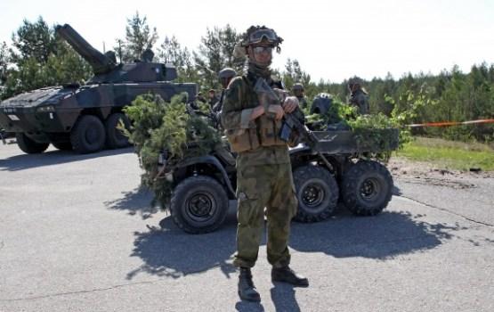 """Latvijas karavīri septembrī piedalīsies mācībās """"Agile Spirit"""" Gruzijā"""