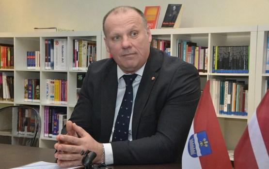 Bergmanis dosies uz Riodežaneiro pārstāvēt Latvijas valdību