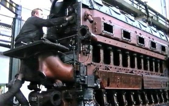Daugavpils lokomotīvju remonta rūpnīca svin savu 150. gadadienu!