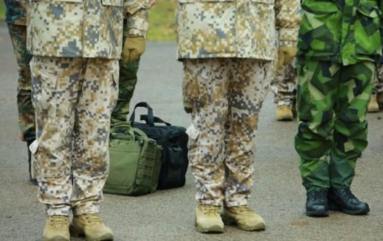NBS aizvadītajā gadā piedalījās kopumā 69 militārajās mācībās