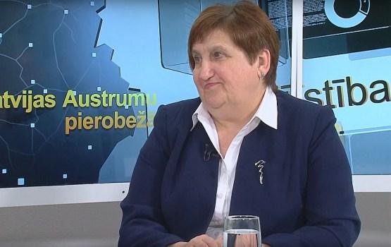 Latvijas austrumu pierobežā: Silvija Berga