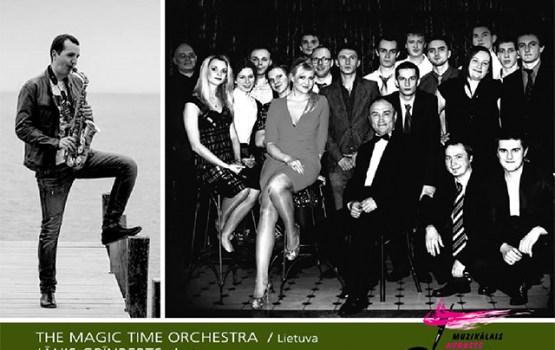 11.augustā, ceturtdien, Daugavpils teātrī Muzikālā augusta novakare aizritēs džeza mūzikas skaņās