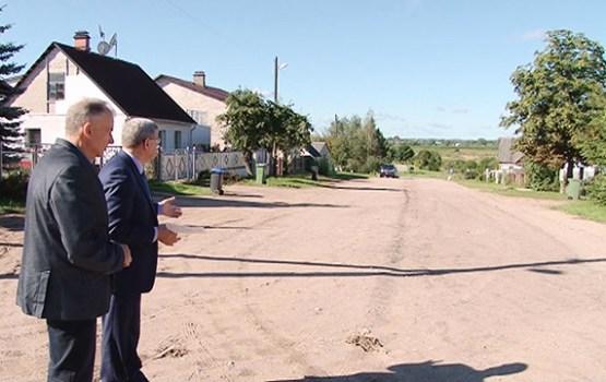 No šī gada Daugavpilī sāk remontēt grunts ceļus