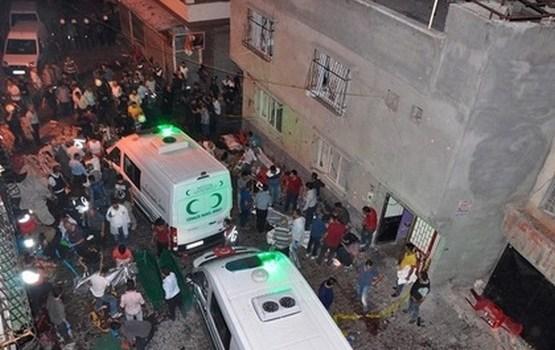Sprādzienā kāzu svinībās Turcijā 30 bojāgājušie