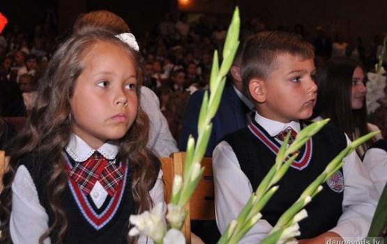 Jaunajā mācību gadā Daugavpils skolās mācības uzsāks 9215 skolēni