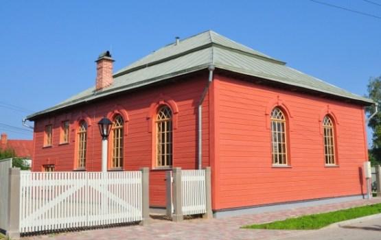 Ludzas Lielās sinagogas darba laiks septembrī