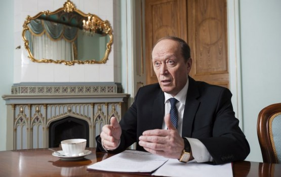 Darba vizītē Daugavpilī ieradīsies Krievijas vēstnieks A.Vešņakovs