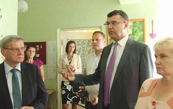 """Daugavpils pašvaldība turpina pārrunas par centra """"Kalkūni"""" saglabāšanu"""