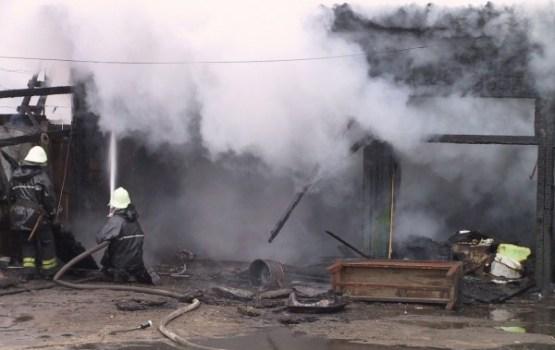 Ugunsgrēkos Latvijā cietuši trīs cilvēki