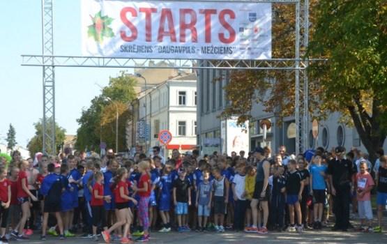 """51. skrējienā """"Daugavpils - Mežciems"""" piedalījās rekordliels dalībnieku skaits"""