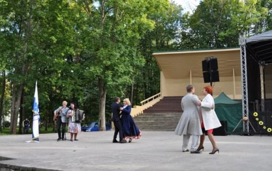 """Izskanēja krāšņais Ludzas novada festivāls """"Bīzī svātki"""""""