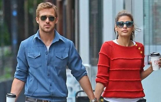Smukulītis Goslings slepus apprecējis savu Evu