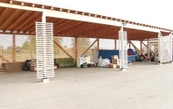 Mainīts šķiroto atkritumu savākšanas laukuma Liģinišķu mikrorajonā darba laiks