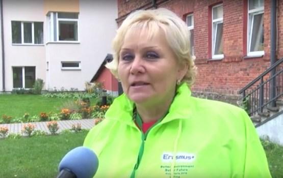 """Kurai Daugavpils skolai šogad tika piešķirts """"Zaļais karogs""""?"""