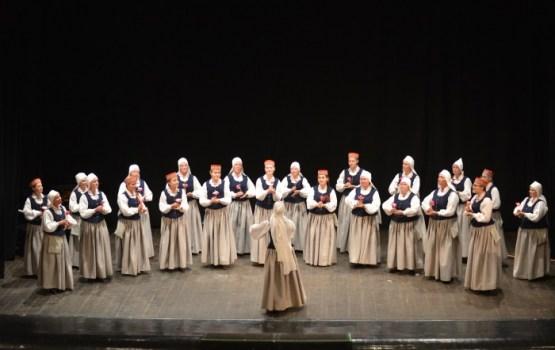 """Sieviešu koris """"Rūta"""" koru konkursā Itālijā ieguvis sudraba godalgu"""