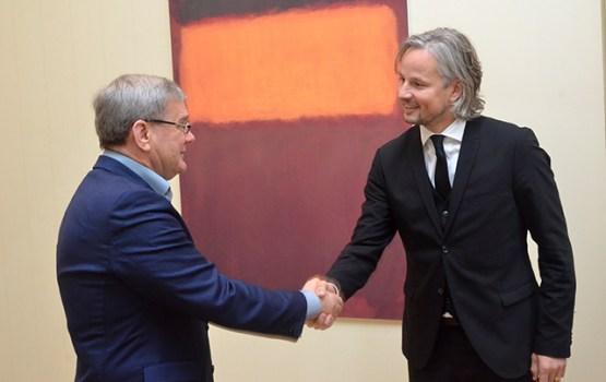 """Daugavpils Domē apsprieda tālākās sadarbības iespējas ar """"Swedbank"""""""