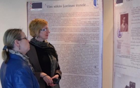 Ludzas muzeja izstādes ceļo pa Latviju un ārpus tās
